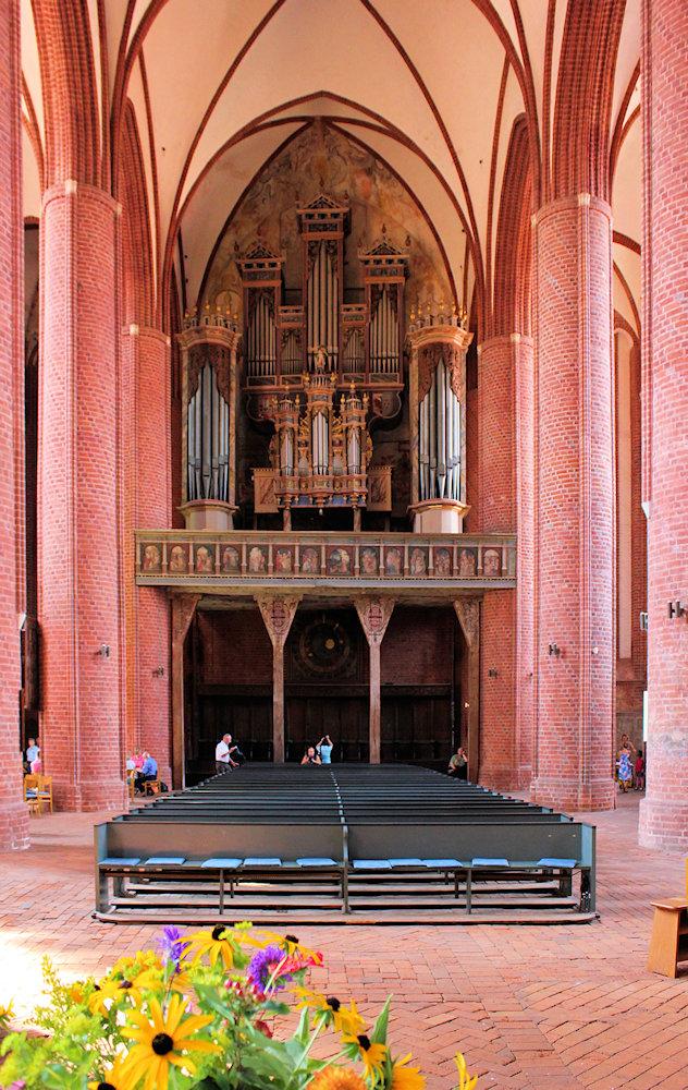 Ev Kirche St Marien Stendal Bei Magdeburg Kirchen