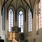 Stendal, Ev. Kirche St. Petri, Chor