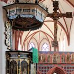 Stendal, Ev. Kirche St. Petri, Kanzel