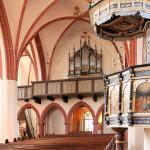 Stendal, Ev. Kirche St. Petri, Orgel