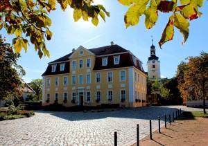 Leipzig-Stötteritz, Gutshof