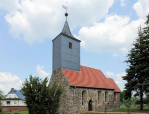 Streetz, Ev. Kirche