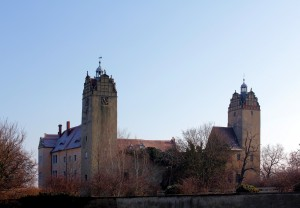 Strehla, Schloss