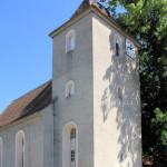 Strelln, Ev. Pfarrkirche