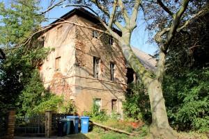 Strelln, Herrenhaus (Zustand 2012)