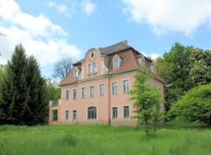 Freigut Striesa, Herrenhaus