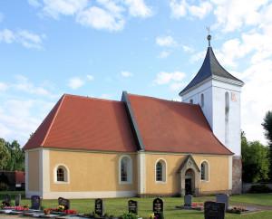 Stumsdorf, Ev. Kirche