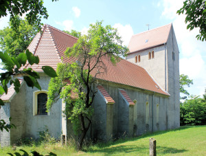 Süptitz, Ev. Pfarrkirche