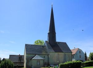 Tanneberg, Ev. Pfarrkirche