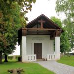Taura, Friedhofskapelle