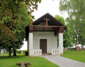 Friedhofskapelle Taura