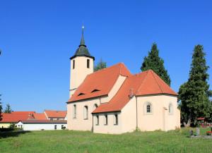 Taura, Ev. Pfarrkirche