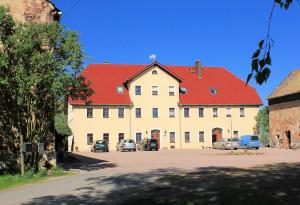 Rittergut Tautendorf, Herrenhaus
