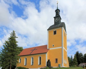 Tautenhain, Ev. Pfarrkirche