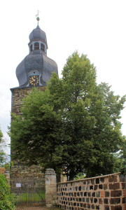 Teutschenthal, Ev. Kirche St. Laurentius Oberteutschenthal