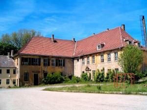 Teutschenthal, Gutshof Würdenburg