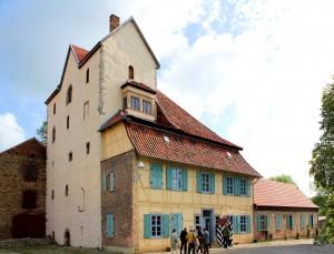 Thale, Klosterkirche und Herrenhaus Wendhusen