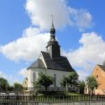 Thierbaum, Ev. Pfarrkirche