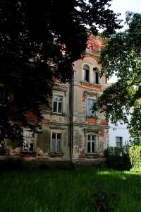 Herrenhaus in Threna