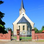 Thronitz, Ev. Pfarrkirche