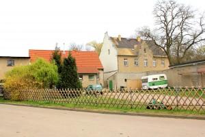 Rittergut Tiefensee, Pächterhaus