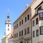 Torgau, Freier Hof (Pfarrstraße 4)