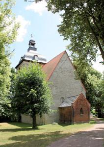 Tollwitz, Ev. Kirche Teuditz