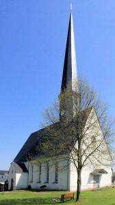 Topfseifersdorf, Ev. Pfarrkirche