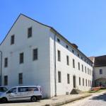 Burgvorwerk Torgau, Schösserhaus