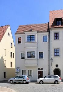 Torgau, Freier Hof (Nonnenstraße 13)
