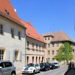 Torgau, Freier Hof (Pfarrstraße 9)