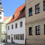 Torgau, Freier Hof (Pfarrstraße 6)