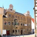 Torgau, Freier Hof bei der Schule