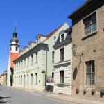 Torgau, Freier Hof (Kanzlei), Vorderhaus