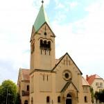 Torgau, Kath. Kirche
