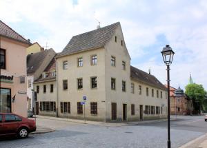 Torgau, Klosterhof in der Spitalgasse