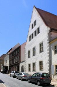 Torgau, Freier Hof (Kurfürstliches Freihaus)
