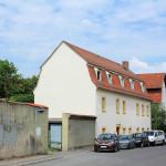 Torgau, Mühlhof des Klosters