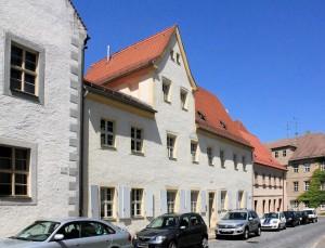 Torgau, Schultheißenhof