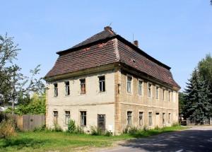 Traupitz, Herrenhaus