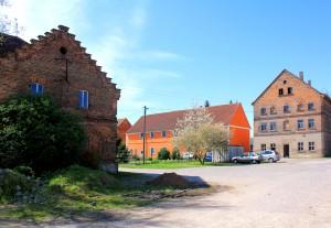 Trautzschen (Elstertrebnitz), Rittergut
