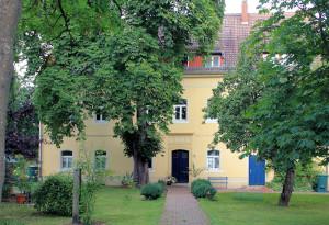 Vorwerk Trebanitz, Wohnhaus