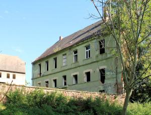 Rittergut Trebitz, Herrenhaus