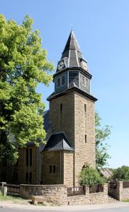 Trebnitz, Ev. Kirche