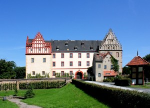 Trebsen, Schloss