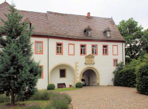 Rittergut Triestewitz, Herrenhaus