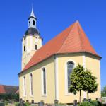 Trossin, Ev. Pfarrkirche