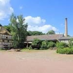 Rittergut Trossin, Gutshof