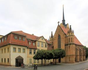 Untermhaus, Ev. Pfarrkirche St. Marien
