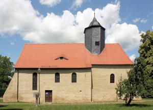 Vesta, Ev. Kirche